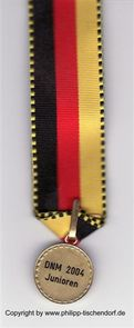 Goldmedaille DM Junioren