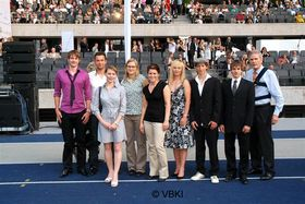 Gruppenfoto VBKI Team Vancouver 2010